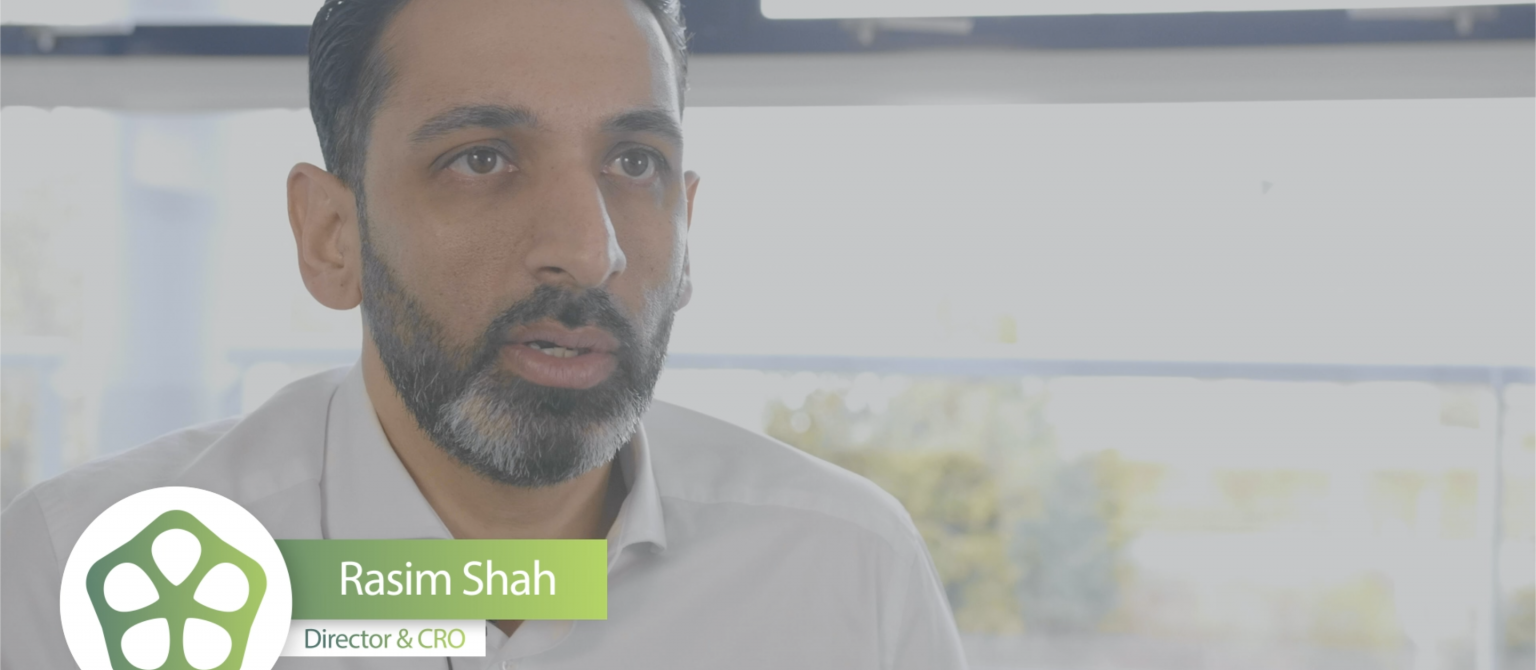 Rasim Shah describes how FieldFocus supports life sciences sales reps