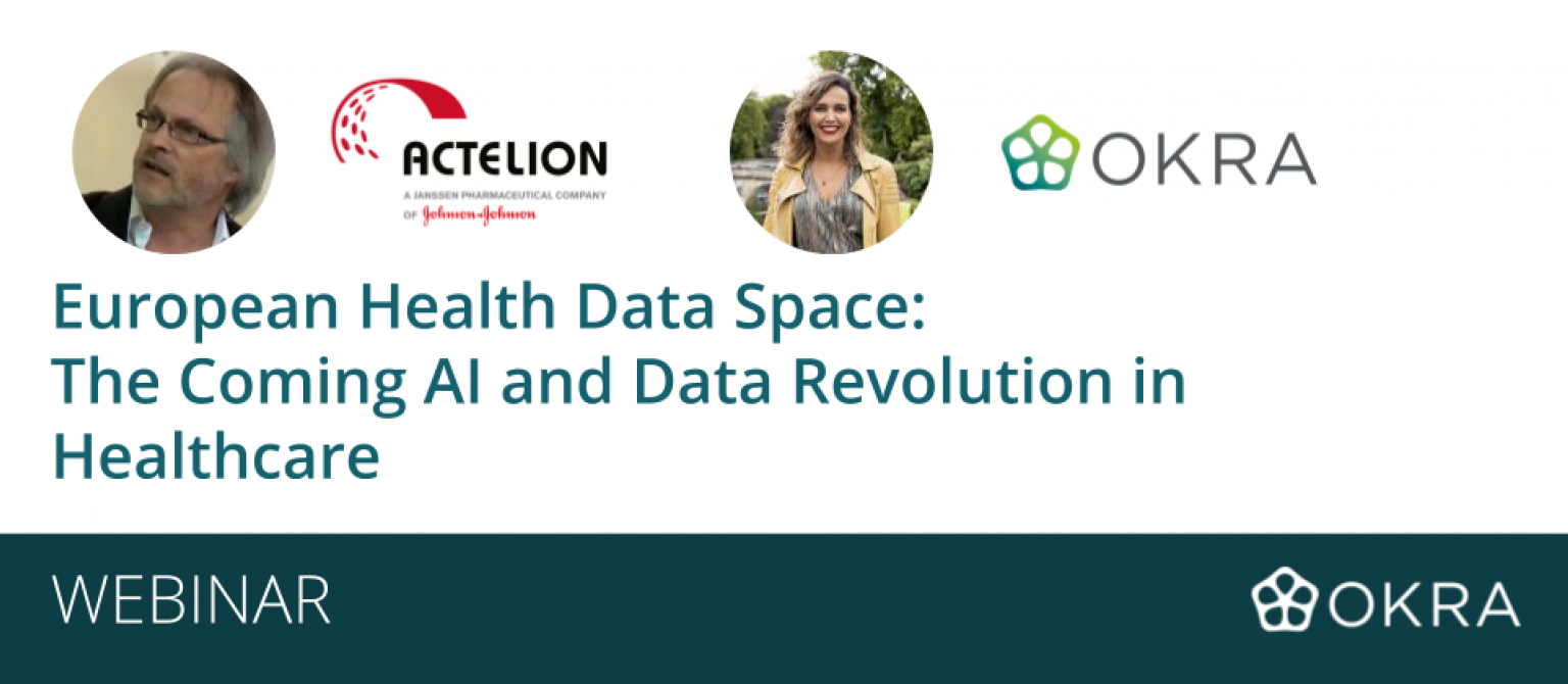 The Coming AI and Data Revolution in Healthcare - Pharma and Tech perspectives