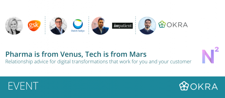Pharma is from Venus, Tech is from Mars